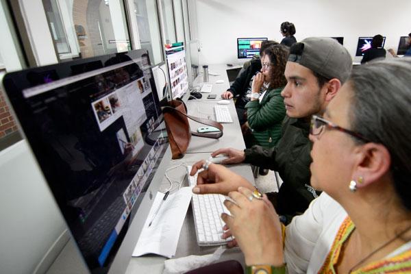 UMA realiza taller sobre Storytelling digital