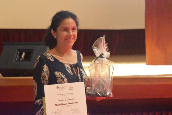 Ganadoras del VIII Premio a la Innovación de la Universidad Central