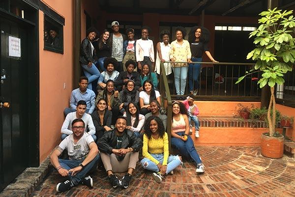 Avanza diplomado Contar lo Nuestro, con comunidades afro