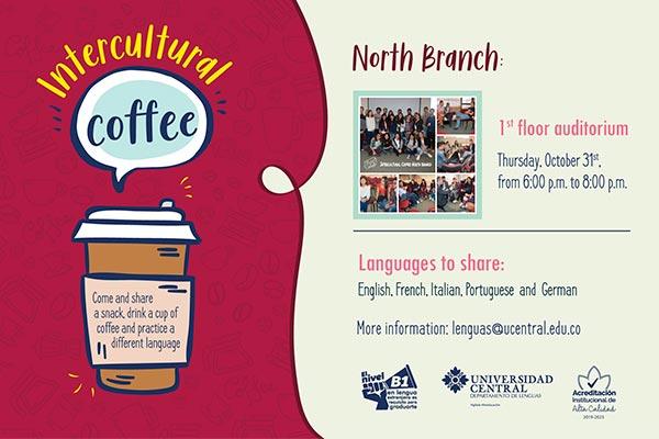 Intercultural Coffee. North Branch