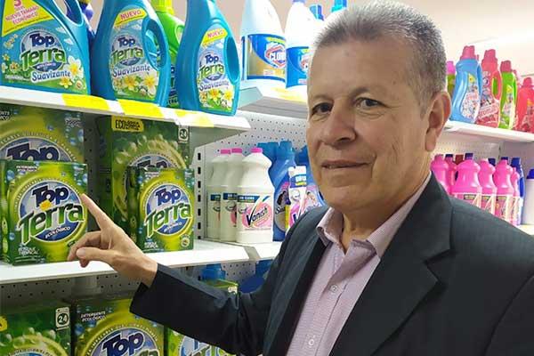Jorge Eliécer Bojacá Daza – Experto en retail y grandes superficies
