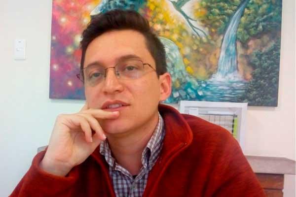 Óscar Fajardo - Experto en calidad del aire y calentamiento global