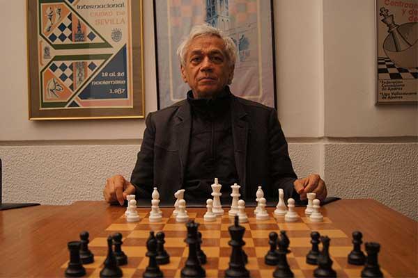 Sergio González Ochoa – Maestro de la Federación Internacional, Fide, y Maestro Nacional, Fecodaz
