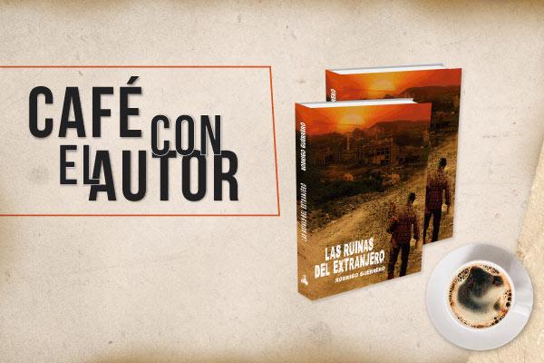 Café con el Autor