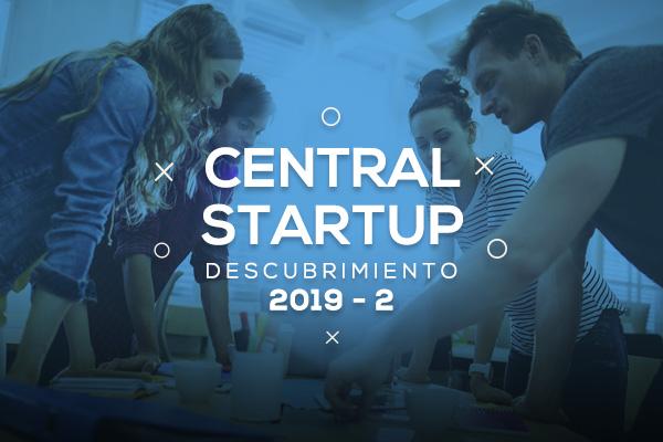Abierta nueva convocatoria de Central StartUp – Descubrimiento