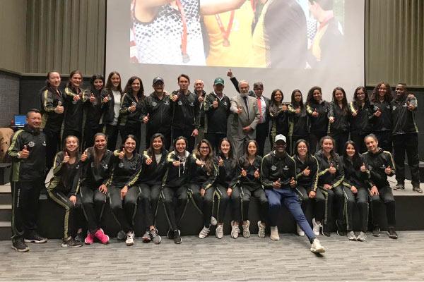 U. Central en los XXVIII Juegos Universitarios Nacionales Ascún
