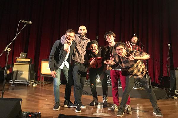 Éxito total en Festival de Bandas Unicentralistas