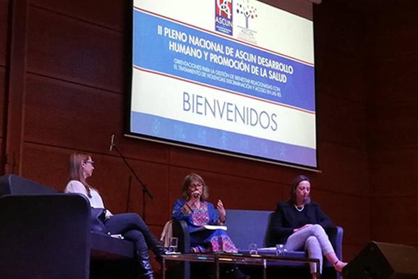 Violencias, discriminación y acoso sexual: orientaciones para el tratamiento desde el Bienestar Universitario