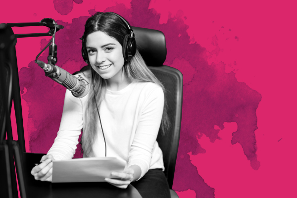 Grabemos nuestro programa de radio en un estudio profesional