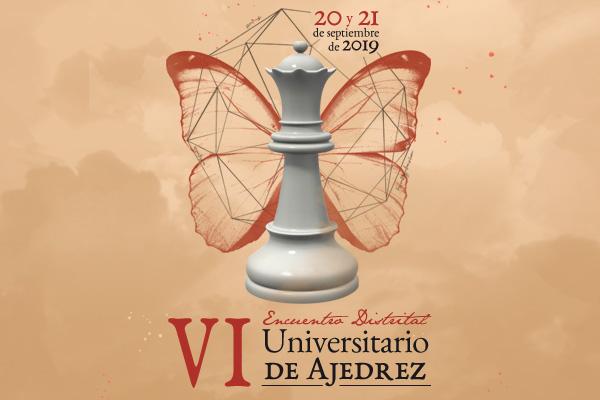 VI Encuentro Distrital Universitario de Ajedrez