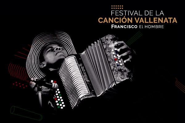 U. Central, sede del Festival de la Canción Vallenata Francisco el Hombre 2019