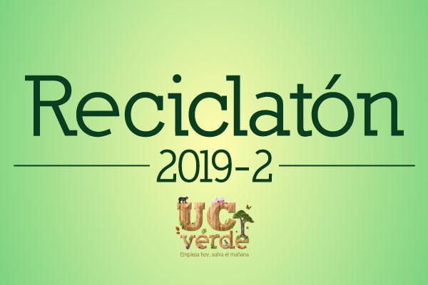 Reciclatón 2019-2