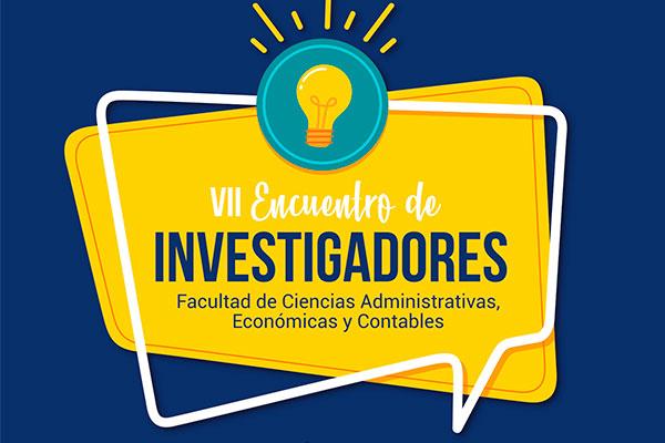 VII Encuentro de Investigadores de la FCAEC