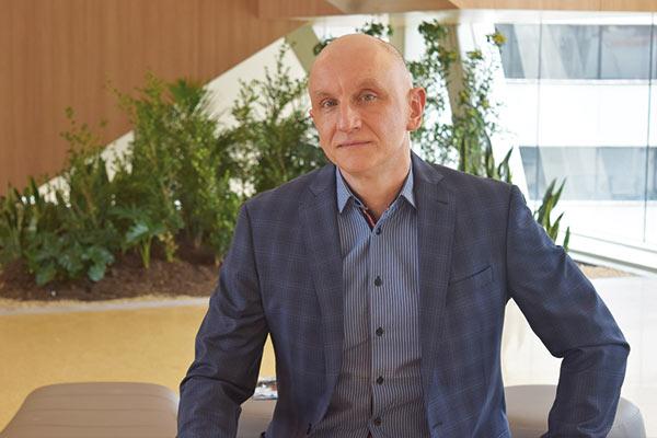 Fernando Cuevas Ulitzsch, nuevo coordinador de la Oficina de Egresados y Exalumnos