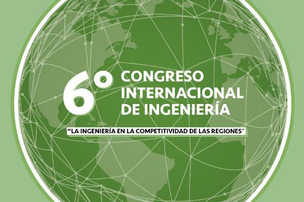 6.° Congreso Internacional de Ingeniería