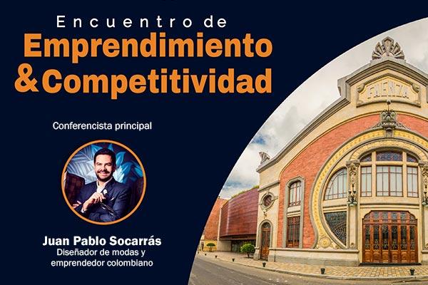 Encuentro de Emprendimiento & Competitividad 2019