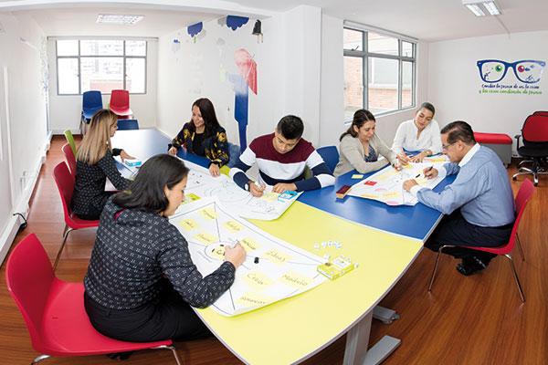 Laboratorio de Creatividad e Innovación