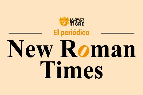 New Roman Times ya tiene ganadores