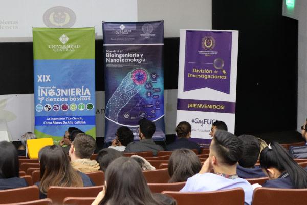 V Foro de Investigación entre la FUCS y la Universidad Central