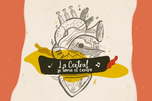La música resuena en el corazón de Bogotá