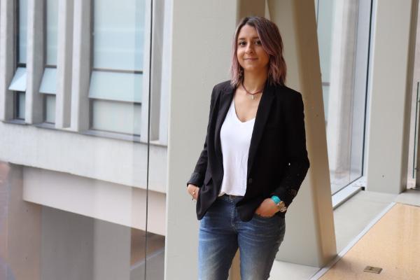 Paula Amado, primer lugar XVIII Concurso Nacional de Ponencias Jesús Antonio Bejarano