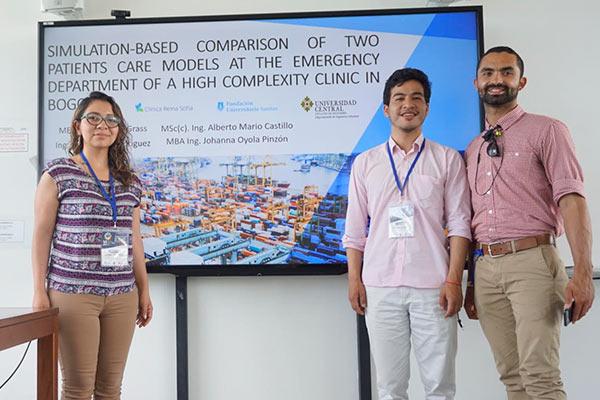 Uso de simulación para mejorar la atención de pacientes en un servicio de urgencias