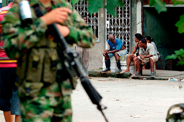Una verdad desde las víctimas, resultados de investigación sobre efectos del conflicto armado en Buenaventura