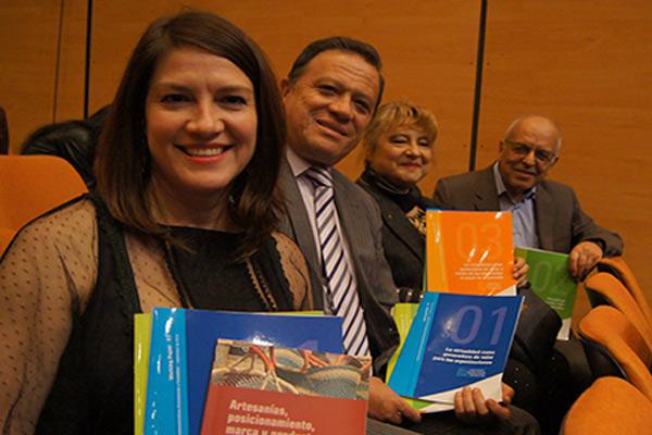 Lanzamiento editorial de la FCAEC: de cara a nuevos desafíos