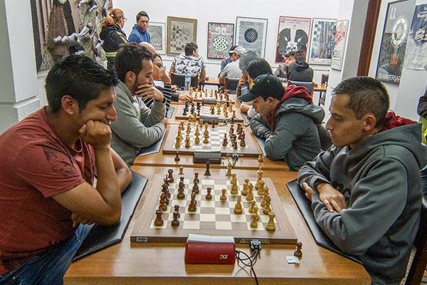 Resultados del VI Encuentro Distrital Universitario de Ajedrez