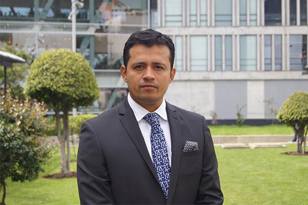Germán Cruz, nuevo director de la Unidad de Educación Continua y Permanente
