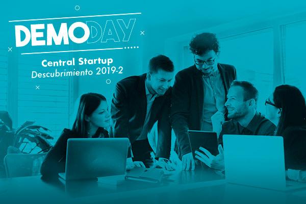 Demoday Central Startup - Descubrimiento 2019-2
