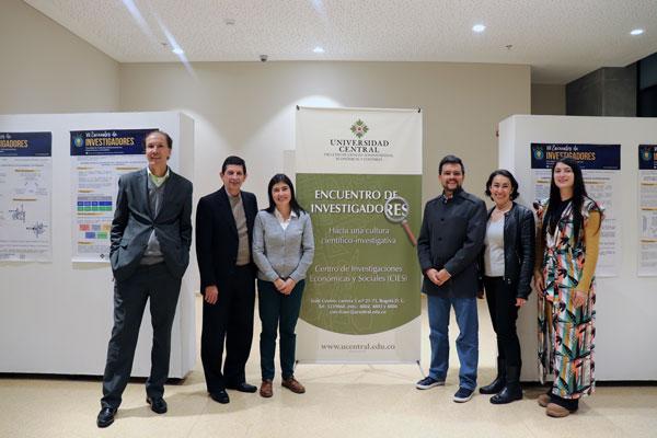 VII Encuentro de investigadores de la Facultad de Ciencias Administrativas, Económicas y Contables