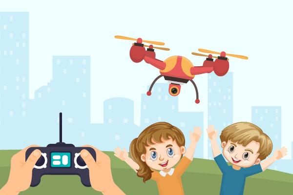 Curso Piloto Recreativo de Drones y Lenguaje de Programación