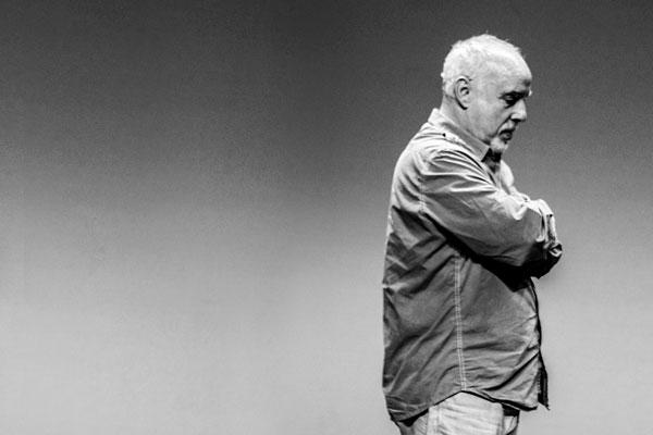 Ricardo Camacho gana Premio a la trayectoria en Arte Dramático Ciudad de Bogotá