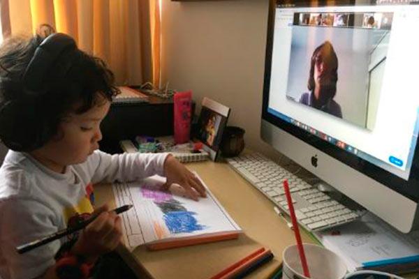 ¿Cómo ayudar a tus hijos a estudiar desde casa?