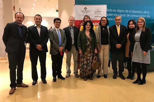 La UC y República Checa, aliados por la biorremediación del río Bogotá