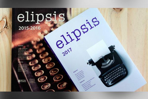 Estudiantes de Creación Literaria de la U. Central se destacan en Elipsis