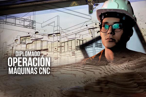 Curso de Operación de Máquinas CNC