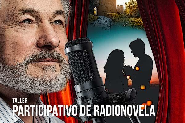 Taller Participativo de Radionovela Adultos Mayores