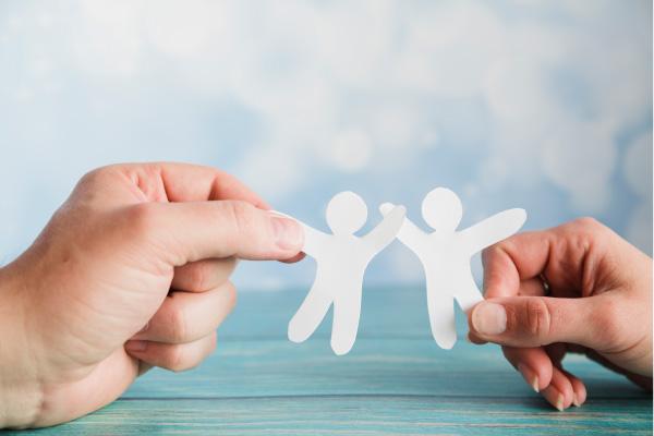 Crea, usa y fortalece tus redes de apoyo social