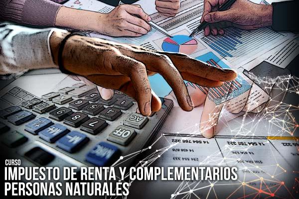 Curso Impuesto de Renta y Complementarios Personas Naturales