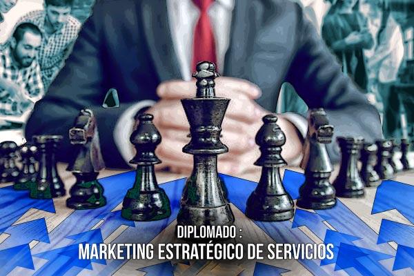Diplomado Marketing Estratégico de Servicios