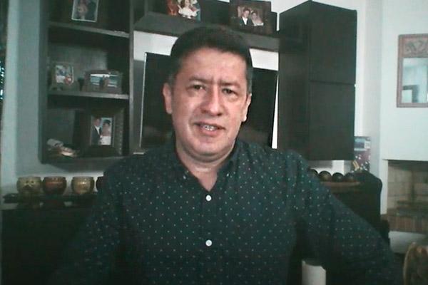 Andrés Erazo Concha, nuevo director del Departamento de Gestión Humana