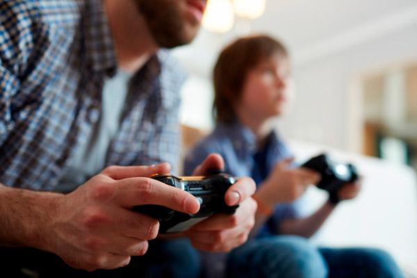 Videojuegos y cuarentena