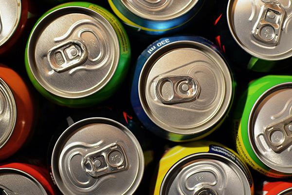Las bebidas energizantes y sus efectos en la salud