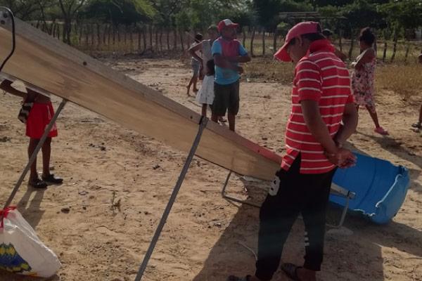 Apü üya Wüin, tecnología para proveer de agua potable a comunidad de La Guajira