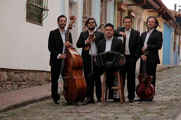 Quinteto Leopoldo Federico nominado al Grammy Latino 2020
