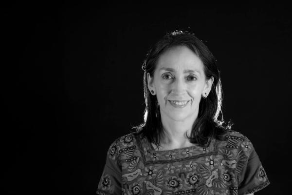 Luz Cristina Barajas Sandoval, directora (e) de la Escuela de Cuidado y Trabajo Social