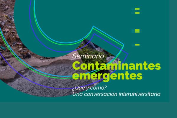 Seminario: contaminantes emergentes