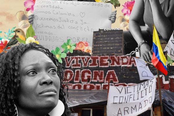 Remontajes dialécticos, una mirada desde Colombia y Brasil